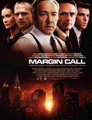 Der große Crash - Margin Call - Plakat/Cover