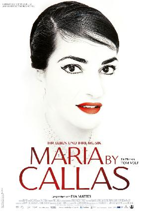 Maria by Callas - Plakat/Cover
