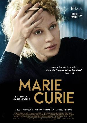 Marie Curie - Plakat/Cover