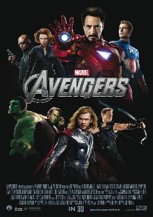 The Avengers - Plakat/Cover