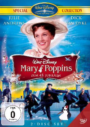 Mary Poppins - Plakat/Cover