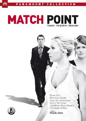 Match Point - Plakat/Cover