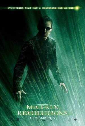 Matrix Revolutions - Plakat/Cover