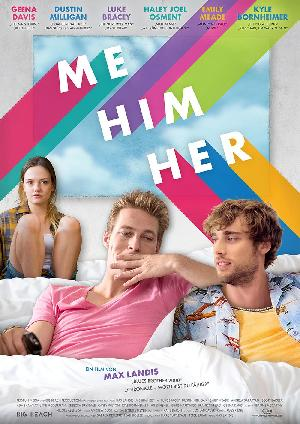 Me Him Her - Plakat/Cover