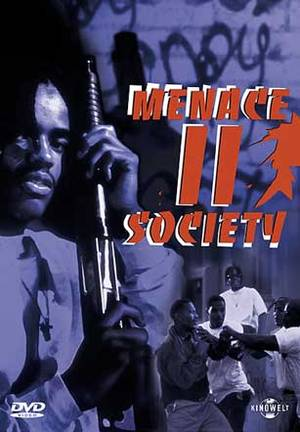 Menace II Society - Plakat/Cover