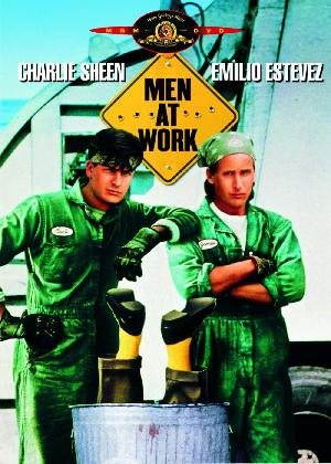 Men at Work - Plakat/Cover