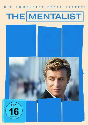 The Mentalist - Plakat/Cover