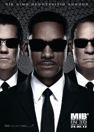 Men in Black 3 - Plakat/Cover