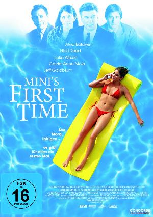 Mini�s First Time - Plakat/Cover