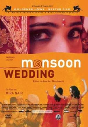 Monsoon Wedding - Plakat/Cover