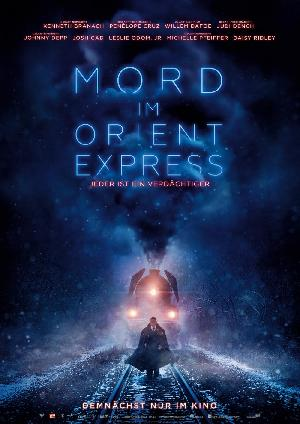 Mord im Orient Express - Plakat/Cover