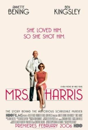 Mrs. Harris - Plakat/Cover