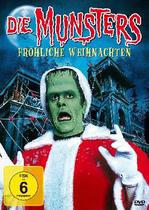 munsters fr hliche weihnachten film. Black Bedroom Furniture Sets. Home Design Ideas