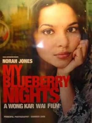My Blueberry Nights - Plakat/Cover
