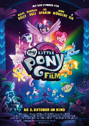 My little Pony - Der Film - Plakat/Cover