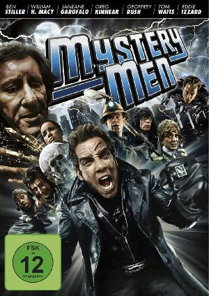 Mystery Men - Plakat/Cover
