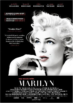 My Week with Marilyn - Plakat/Cover