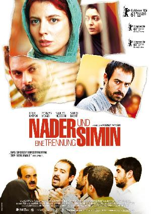 Nader und Simin - Plakat/Cover