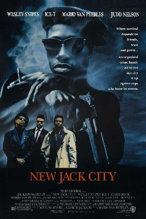 New Jack City - Plakat/Cover