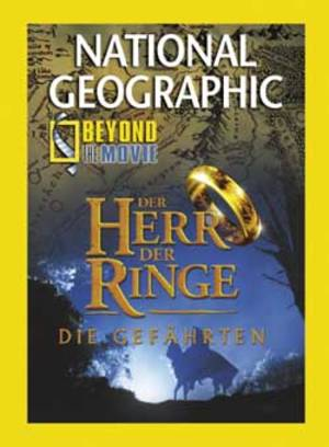 National Geographic - Herr der Ringe - Die Dokumentation - Plakat/Cover
