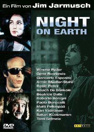 Night On Earth - Plakat/Cover