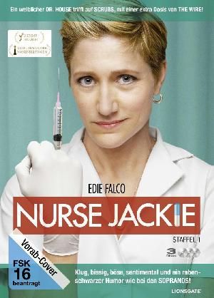 Nurse Jackie - Plakat/Cover