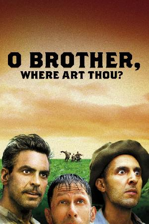 O Brother, where art thou? - Plakat/Cover