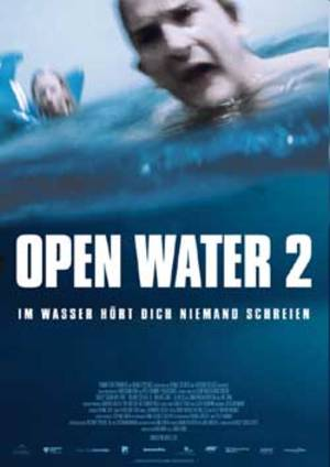 Open Water 2 - Plakat/Cover