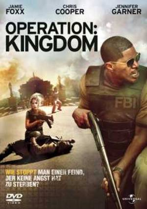 Operation: Kingdom - Plakat/Cover