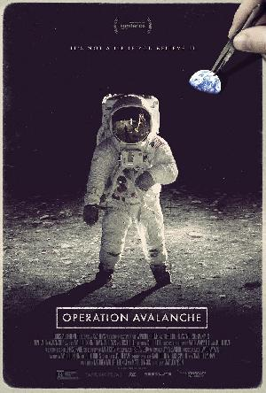 Operation Avalanche - Plakat/Cover