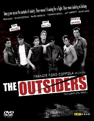 The Outsiders - Plakat/Cover