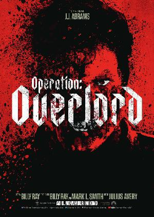 Operation: Overlord - Plakat/Cover