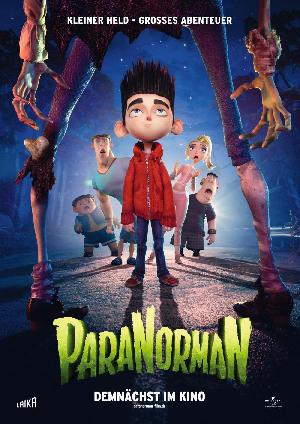 Paranorman - Plakat/Cover
