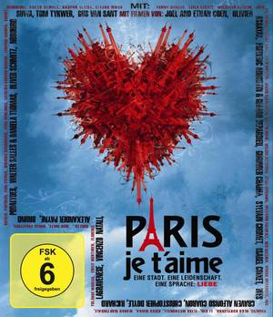 Paris, je t´aime - Plakat/Cover