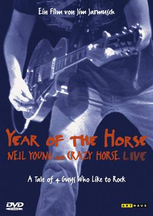 Year Of The Horse - Plakat/Cover