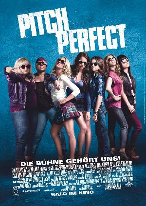 Pitch Perfect - Plakat/Cover