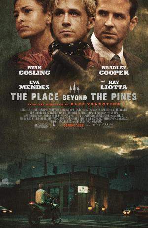 The Place beyond the Pines - Plakat/Cover