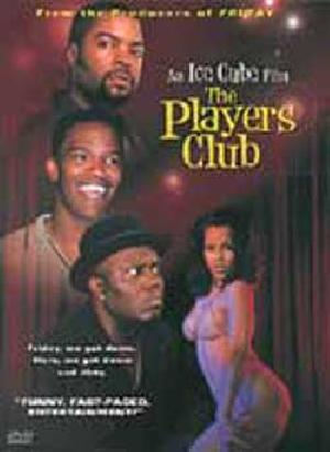 The Players Club - Plakat/Cover