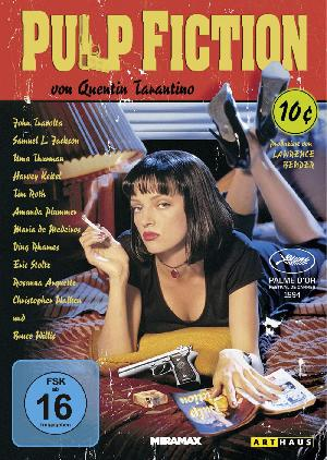 Pulp Fiction - Plakat/Cover