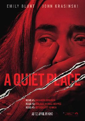 A Quiet Place - Plakat/Cover