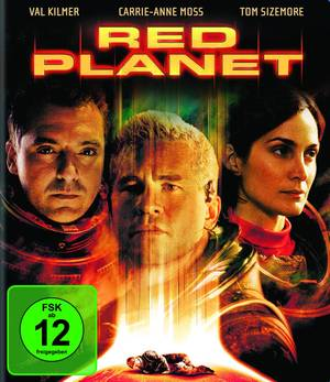 Red Planet - Plakat/Cover
