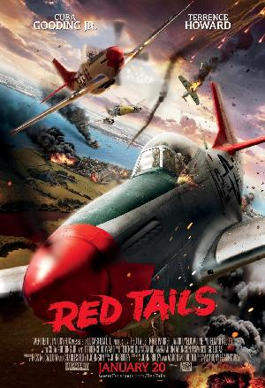 Red Tails - Plakat/Cover