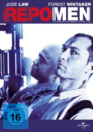 Repo Men - Plakat/Cover