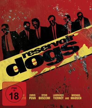 Reservoir Dogs - Plakat/Cover