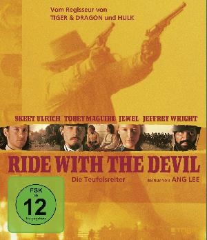 Ride with the Devil - Plakat/Cover