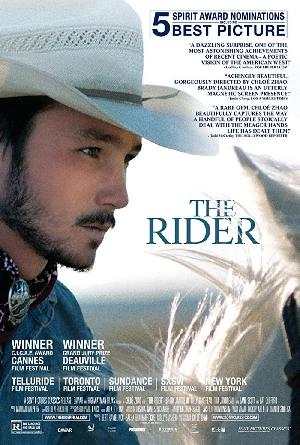 The Rider - Plakat/Cover