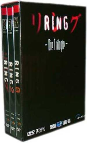 Ring - Die Trilogie - Plakat/Cover