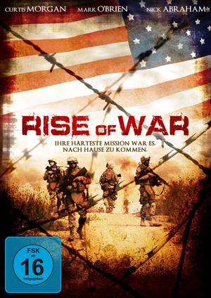 Rise Of War - Plakat/Cover