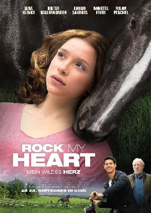 Rock my heart - Plakat/Cover
