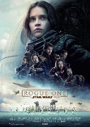 Rogue One: A Star Wars Story - Plakat/Cover